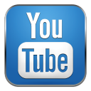 Youtube-bleu