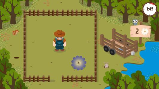 Flowers, le nouveau jeu de MediMoov !