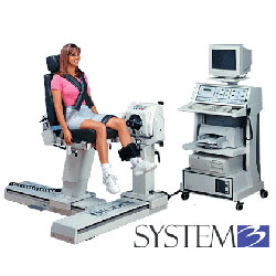 Biodex system III