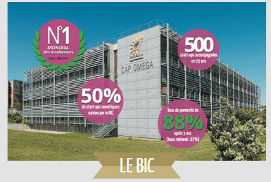 BIC Agglomération Montpellier