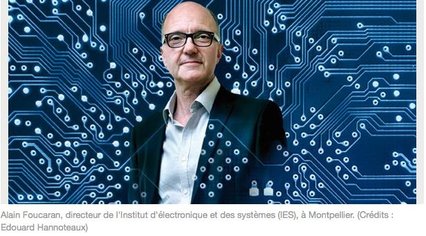 Alain Foucaran – L'électronique : enjeux économiques et societaux