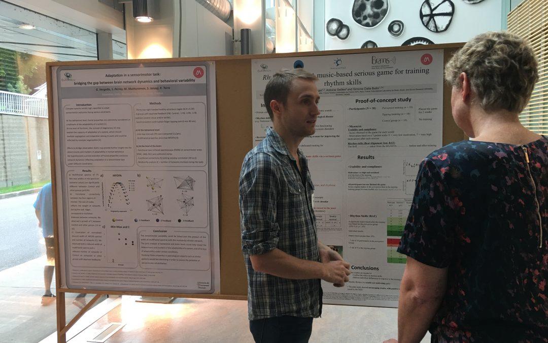 Workshop international Complex Dynamics of Brain and Behavior à Montréal