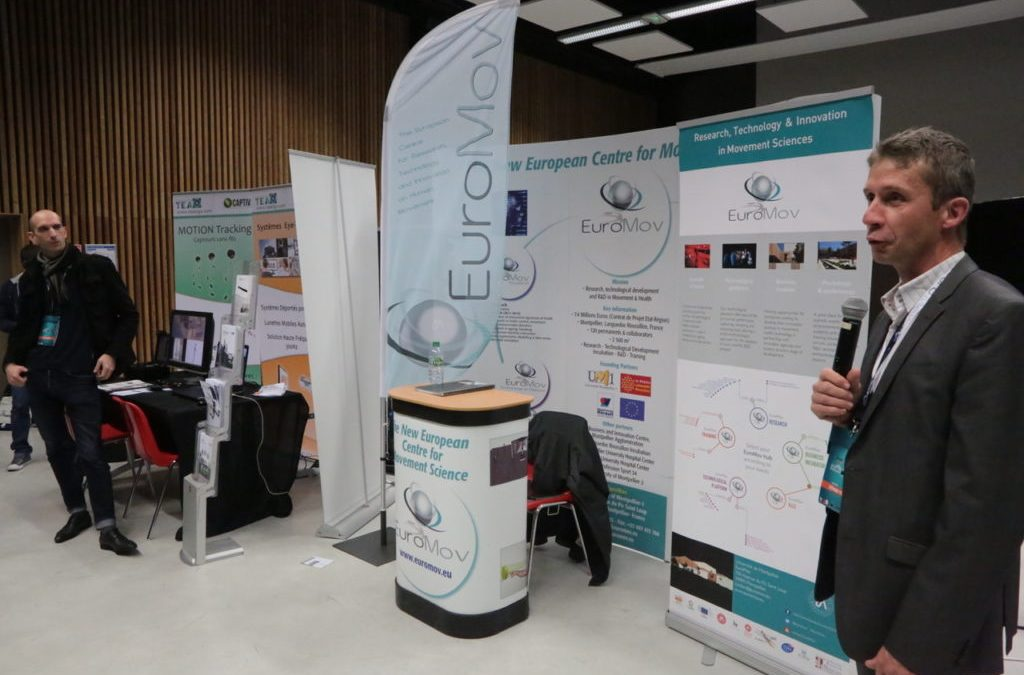 EuroMov at the 17th biennial meeting for the Association of Researchers in Physical Activities and Sports (ACAPS)