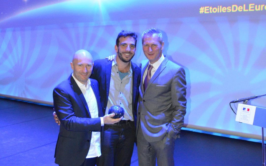 EuroMov, laureate of the 2017 European Stars trophy