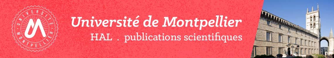 Conférence par l'équipe Assistance à la publication sur la plateforme HAL. Université de Montpellier